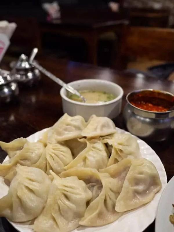 Momo-dumplings-what-to-eat-in-bhutan