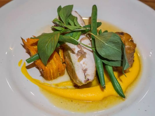 Paperbark-Camp-Jervis-Bay-Australia-Review-dinner