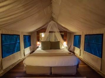 Paperbark-Camp-Jervis-Bay-Australia-Review-room-bed