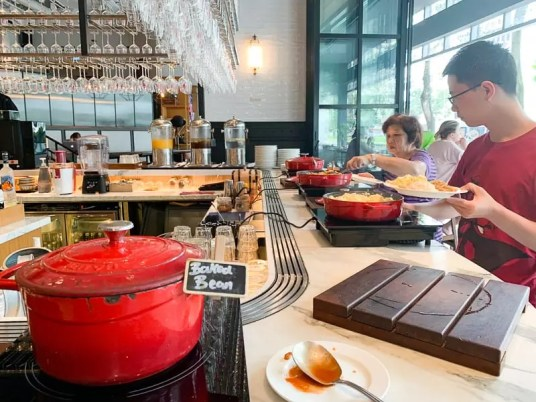 Hotel G Singapore - Hotel Review-breakfast