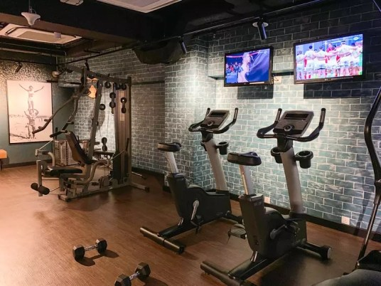 Hotel G Singapore - Hotel Review-gym 1