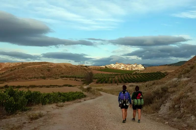 Preparing for the Trip, Camino de Santiago