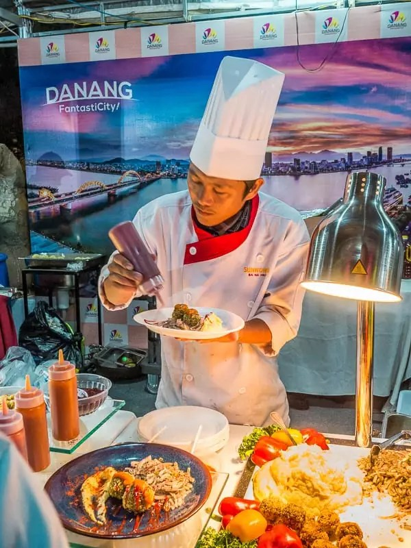 international food festival, Things-to-do-in-Da-Nang-Vietnam