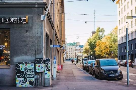 kallio street 1, helsinki attractions, what to see in helsinki finland