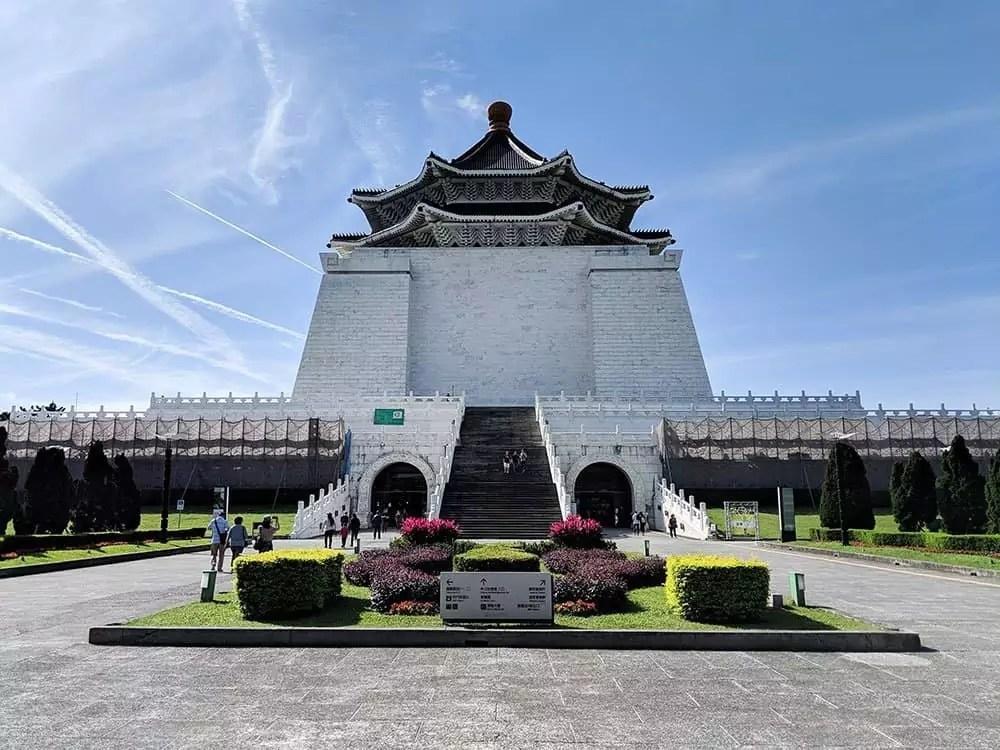 Chiang-Kai-Shek-Memorial-Hall, things to do in taipei taiwan