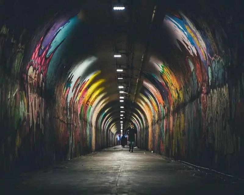 191-st-subway-tunnel, instagram nyc new york city