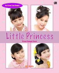 Seri Kreasi Tata Rambut Little Princess Kreasi Sanggul Anak M