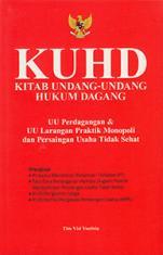 KUHD: Kitab Undang-undang Hukum Dagang