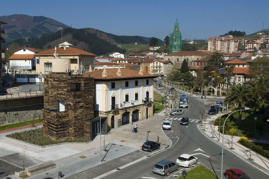 Municipal Library Extension – Estudio Beldarrain