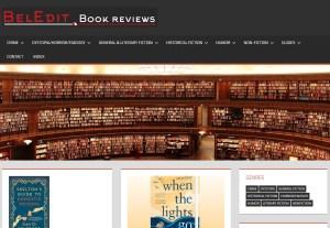 BelEdit Book Reviews homepage