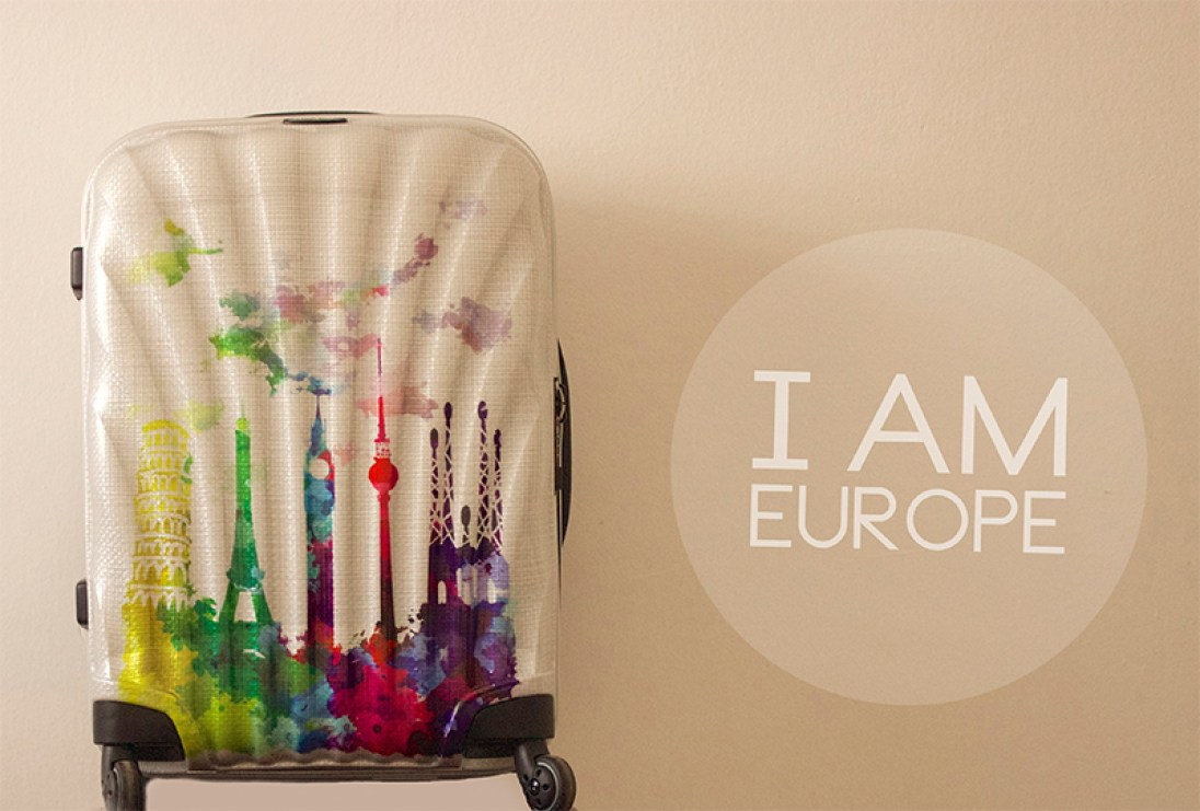 "Limited Edition ""I am Europe"""