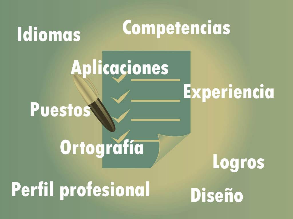 Checklist con 1 preguntas que puedes hacerle a tu CV