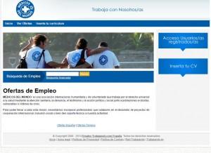 Medicos del Mundo Empleo