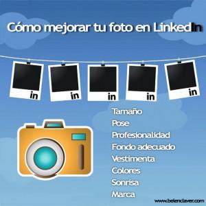Mejorar foto linkedin