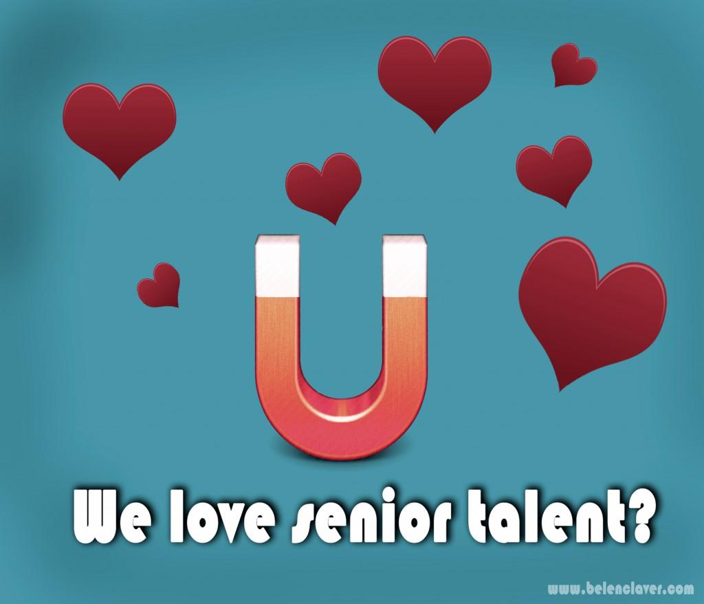 Retener talento senior en una empresa