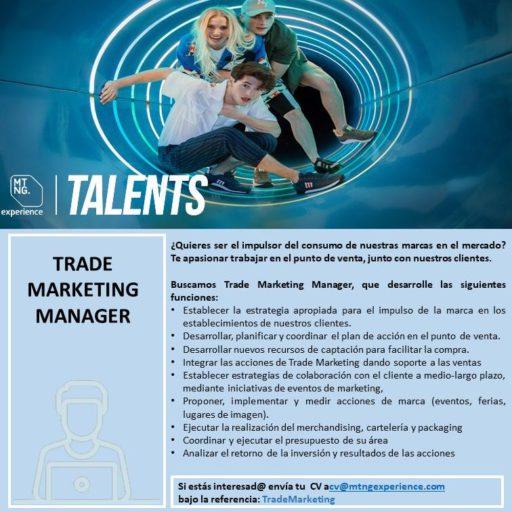Modelo anuncio oferta empleo MTNG