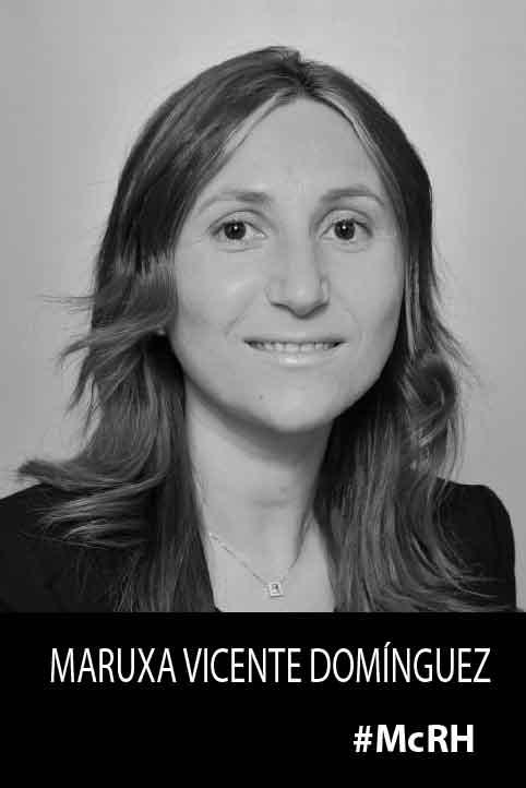entrevistas a mujeres profesionales en recursos humanos Maruxa Vicente