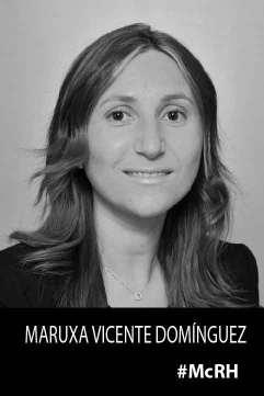 McRH: Maruxa Vicente Domínguez, HRBP en BorgWarner