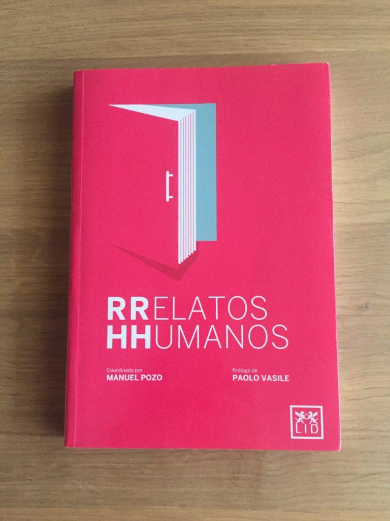 libro relatos humanos