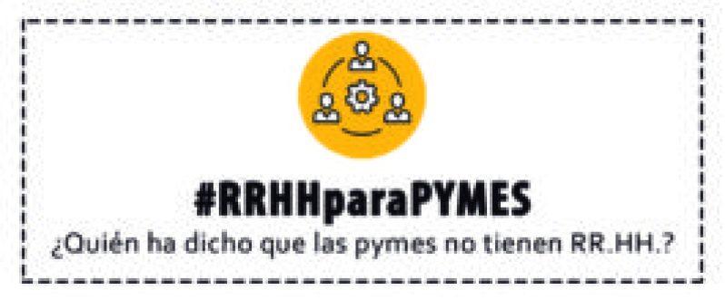 Recursos Humanos para Pymes y Profesionales