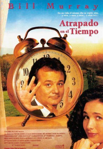 Película Atrapado en el Tiempo para afrontar un Assessment Center
