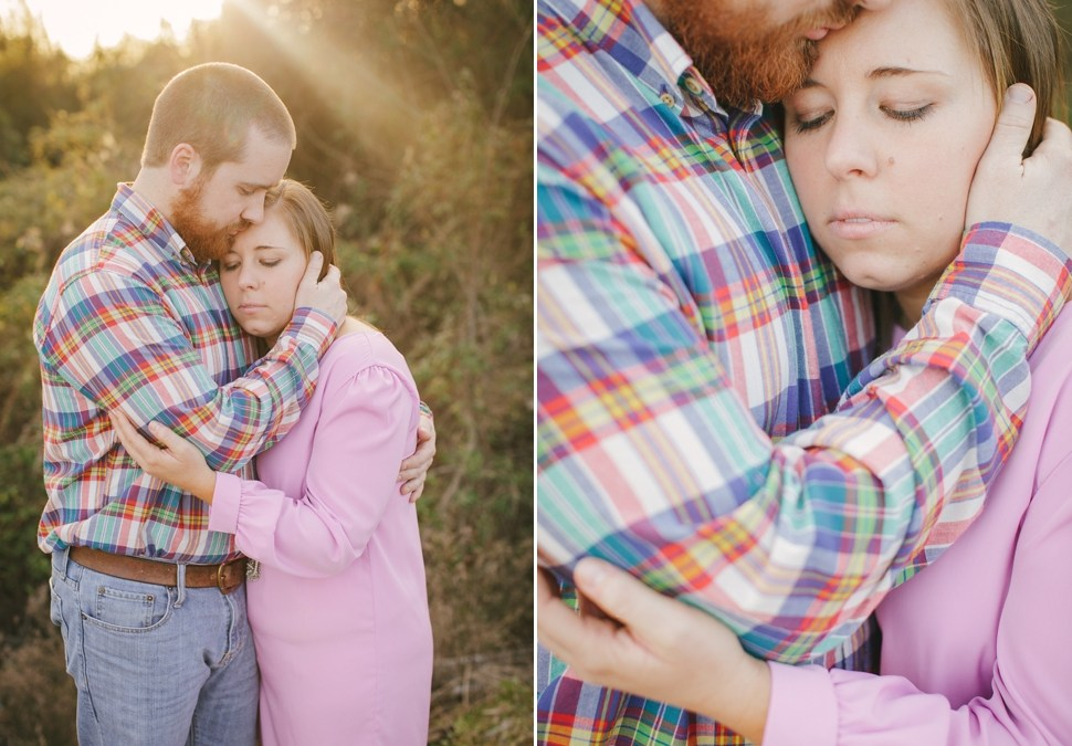 Mark+Candice ~ Macon, Ga Engagement Photography