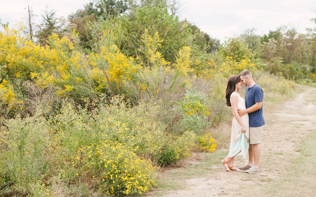 Chris+Chelsea // Macon, Ga Engagement Photographer