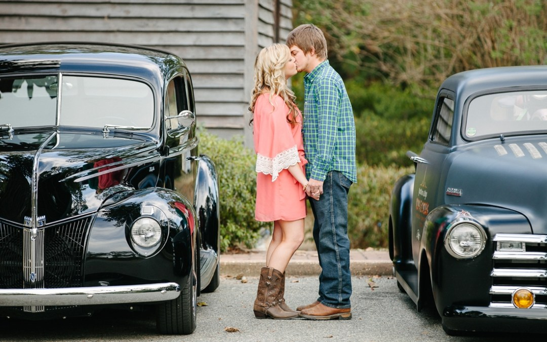 Kyle+Katelyn // Warner Robins Engagement Photographer