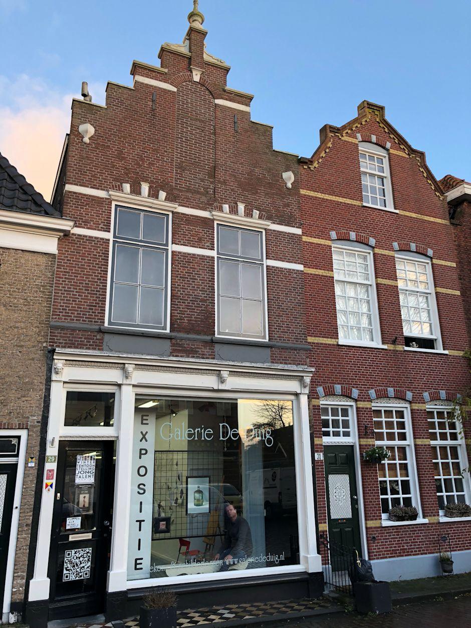 Interview met kunstschilder Robert Daalmeijer | galerie De Duig, Landstraat 29 in Vlaardingen | beleveninvlaardingen.nl