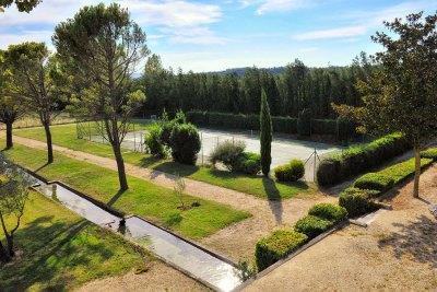 Location de vacances : Belfonds parc demeure en Provence