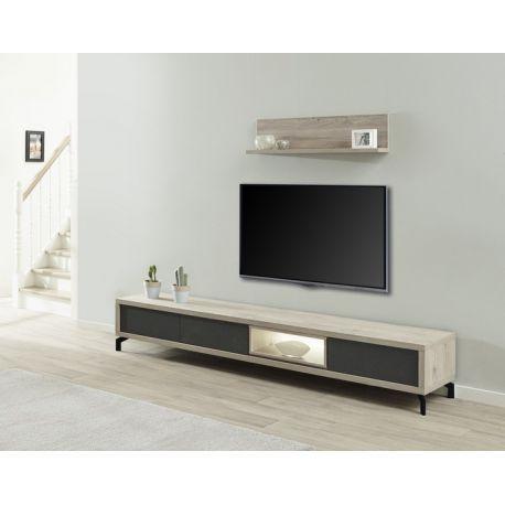 meuble tv kwadro