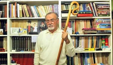 Ürdün'den Bursa'ya Kafkas tarihçisi Mahmut Bi
