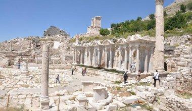 Bir Ön-Türk uygarlığı: Sagalassos