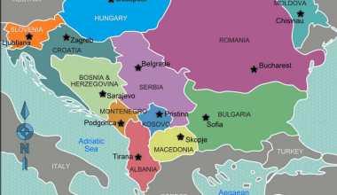 Doğu Avrupa ve Balkan Dilleri
