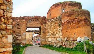 Tarih, doğa, kültür, turizm kenti İznik
