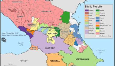 Kafkasya Dilleri