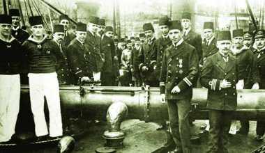 Çanakkale'de Devlerin Savaşı: Muavenet-i Milliye ve HMS Goliath