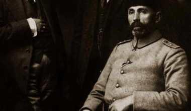 Sakallı Nurettin Paşa'nın Orhaneli ziyareti