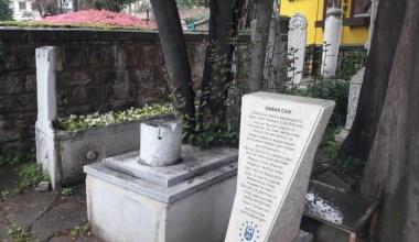Atatürk'ün 13. kuşak dedesi Hasan Can, Bursa Yeşil Türbe'de