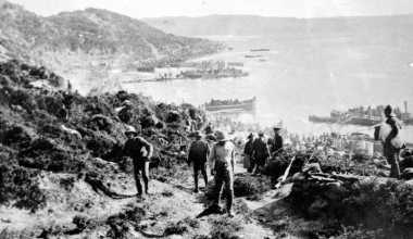 Liman Paşa'nın büyük yanılgısı: Çıkarma alanları
