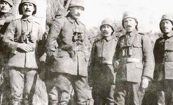 Mustafa Kemal'le Çanakkale