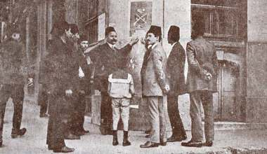 1914… Osmanlı için savaş tamtamları çalarken!