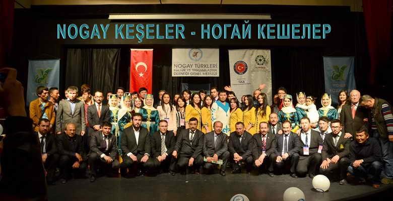 Türkiye' de Yaşayan Nogay Türkleri