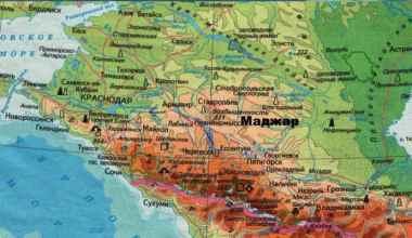 Kuzey Kafkasya'da Macar Şehri