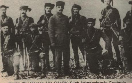 Milis Yarbay Osman Ağa