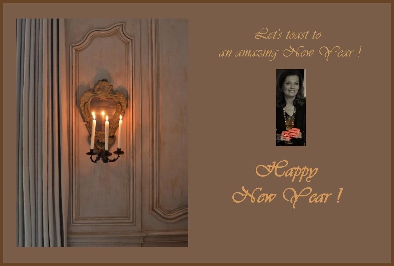 happy new year ! - belgian pearls