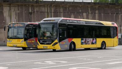 صورة إنشاء حافلات مكوكية جديدة للحد من استخدام وسائل النقل العام