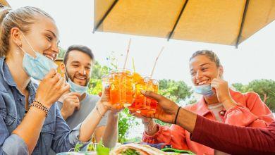 صورة حظر التجول ، الزيارات ، المطاعم …: كل شيء يتغير هذا السبت