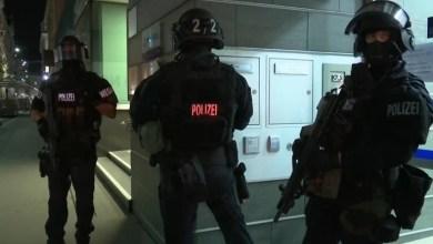 صورة إطلاق نار وسط العاصمة النمساوية وأنباء عن سقوط 7 قتلى