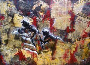 Giuseppe Saverino Artiste peintre contemporain